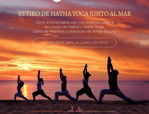 Retiro de yoga en Arenas Verdes