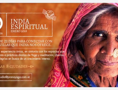 Viaje grupal a India enero 2018!